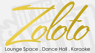 2015 Zoloto Lounge Space/Dance Hall/Karaoke branding